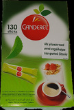 CANDEREL STICK STEVIA (130 STICKS)